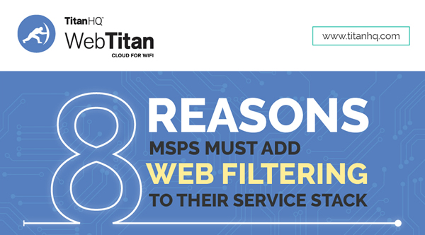 web filtering for managed service providers msps (infographic)