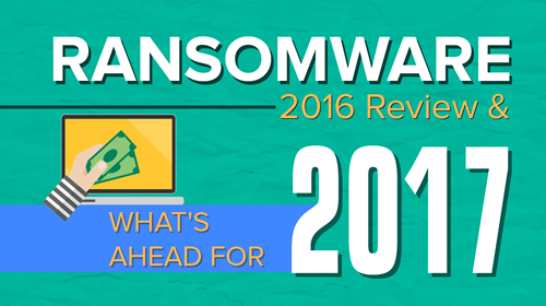 The Year of Ransomware